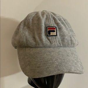 Fila velour hat